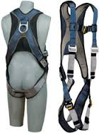 EXO-FIT HARNESS W/D-RING MED